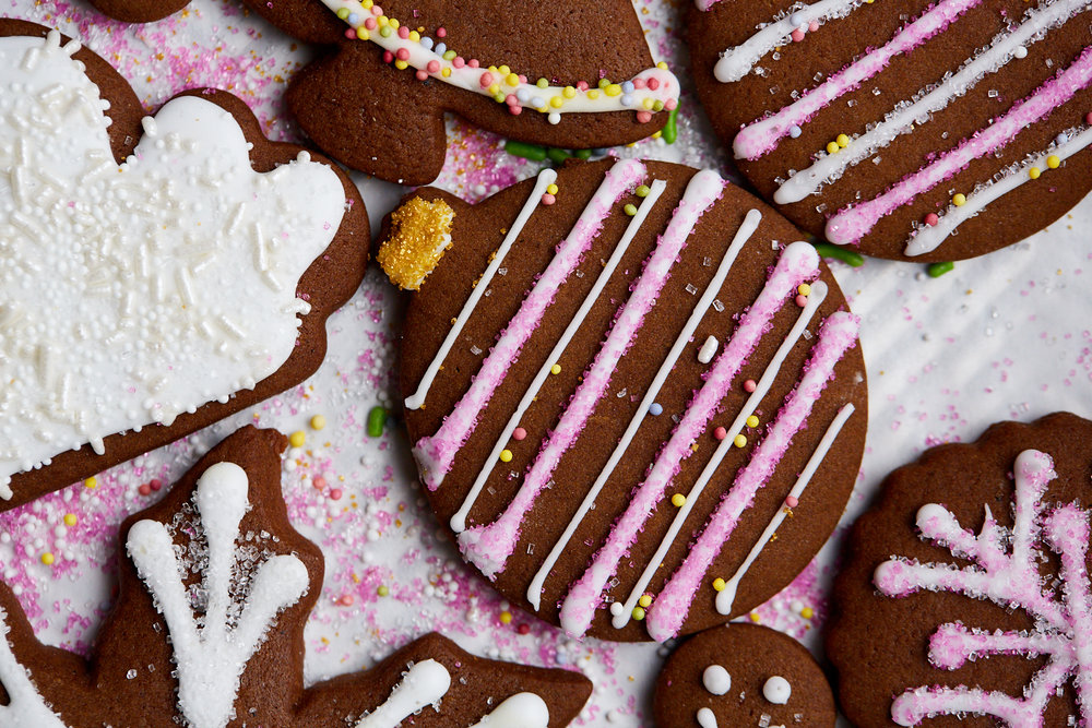 gingerbread cookies | apt 2b baking co