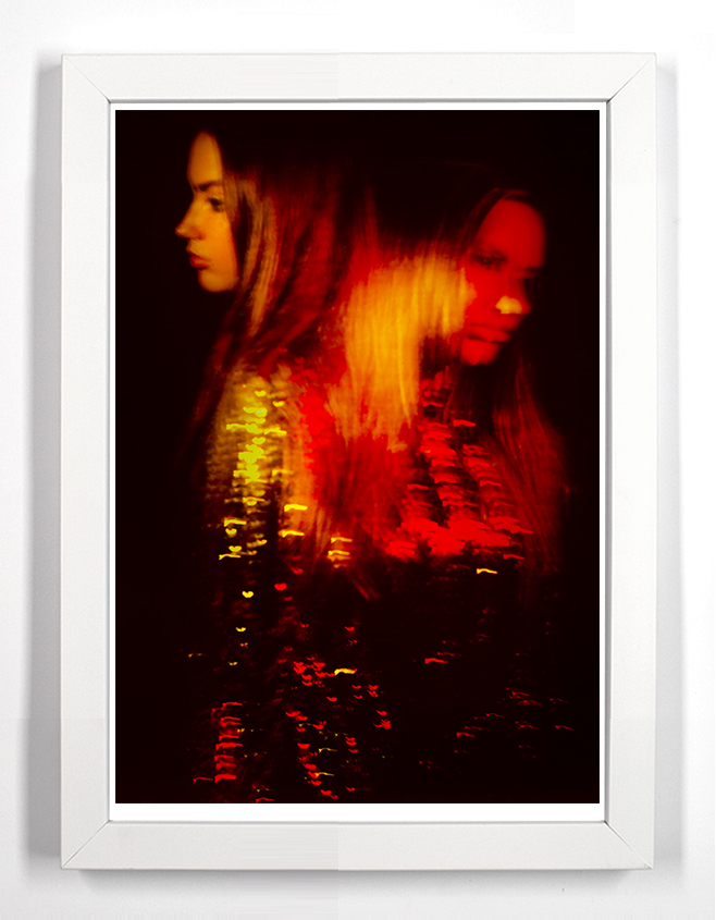 "Alexis 36.5"" x 49.5"" Archival Pigment Print From Fujifilm FP-100c"