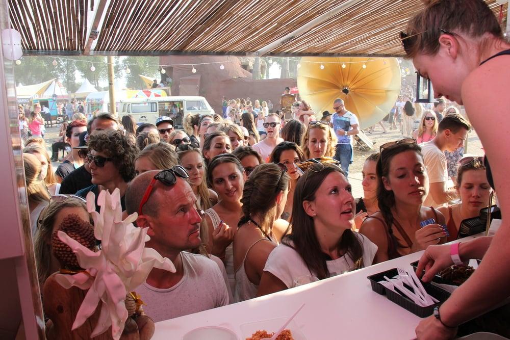 Thai foodtruck festival Roermond