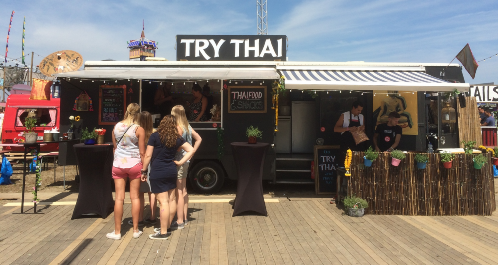 Foodtruck thai huren?
