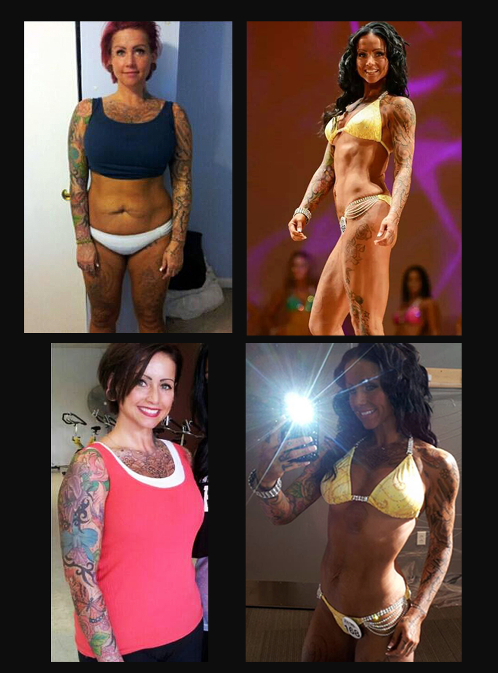 JENNIFER'S AWESOME TRANSFORMATION AND WBFF DEBUT