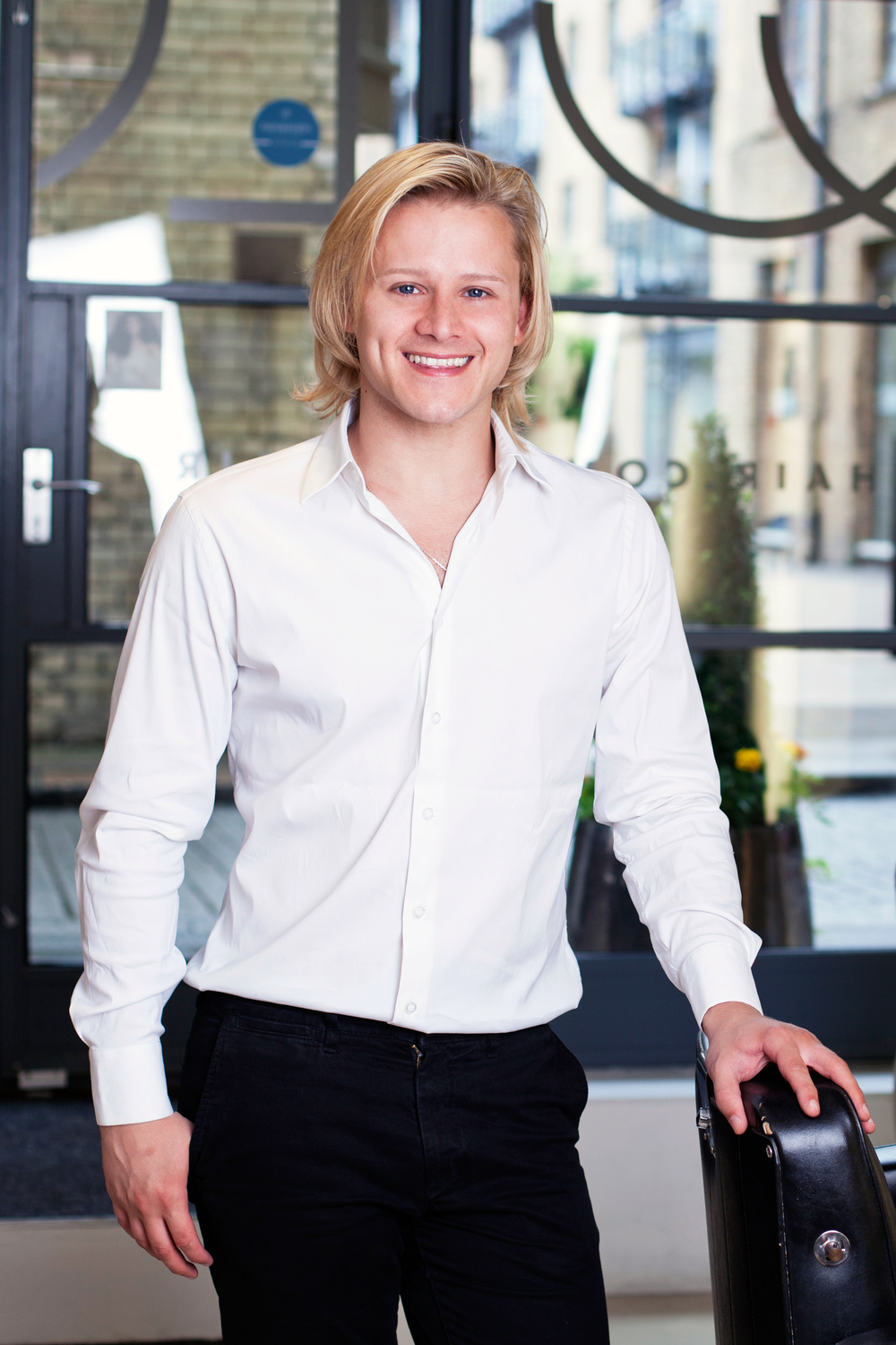 Phil Hunt, Britain's Best Amateur Hair Stylist 2015 - Winner of BBC Two's HAIR.