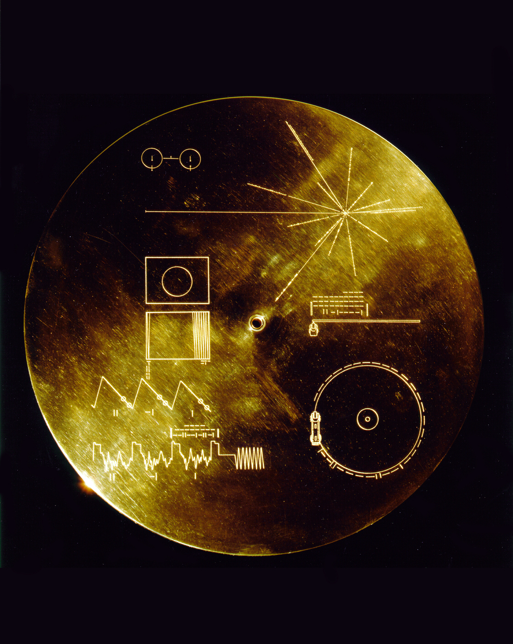 Voyager 1 - Gold Record