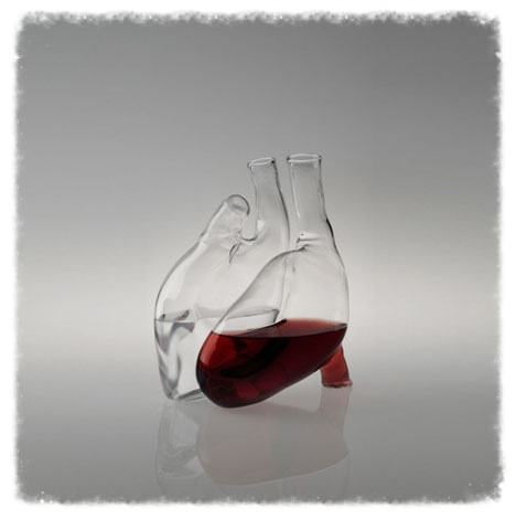 The Heart Decanter