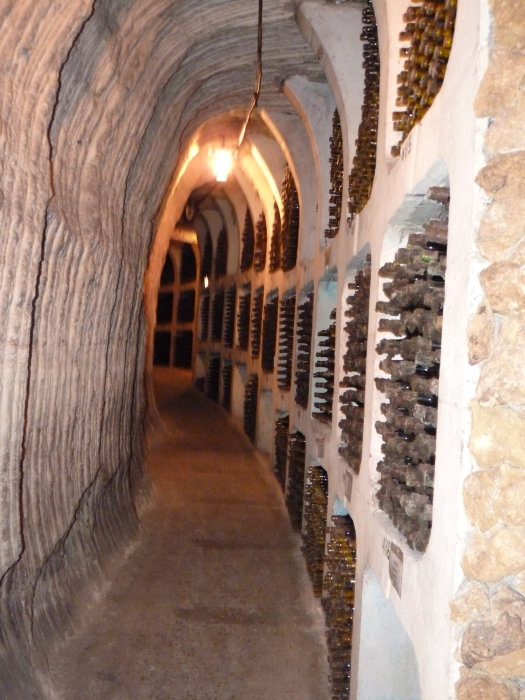 BritWit Biggest Wine Cellar Collection