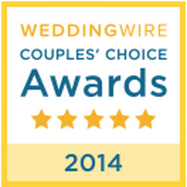 WeddingWire Award | Liz Perniciaro