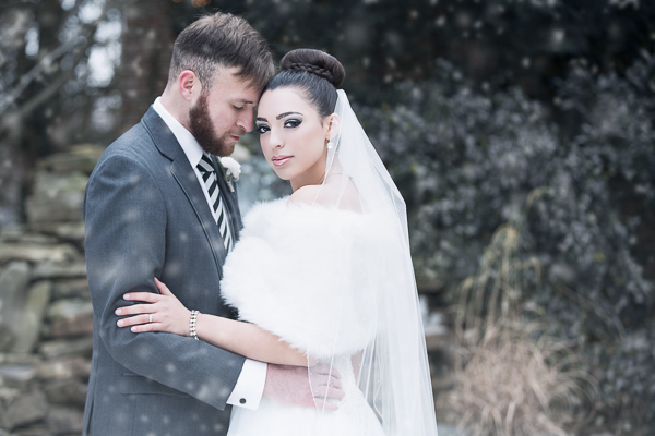 Winter Wonderland Styled Shoot | Photo Credit: Caroline Z Photography