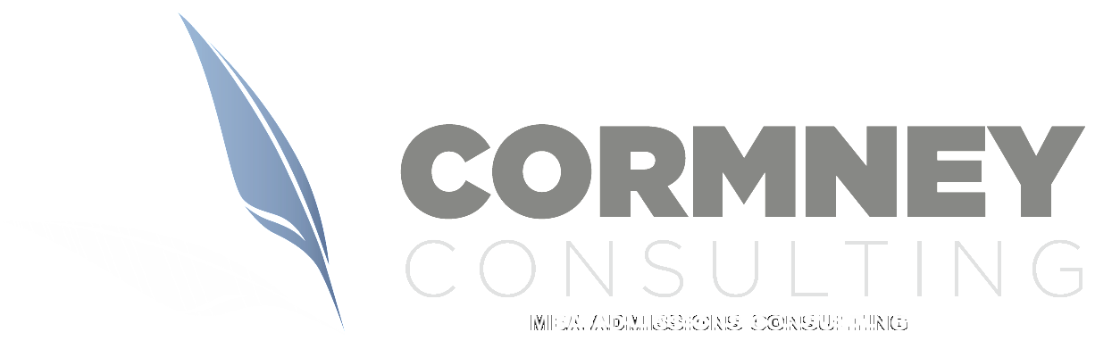 Tyler Cormney Consulting  MBA Admissions Consulting
