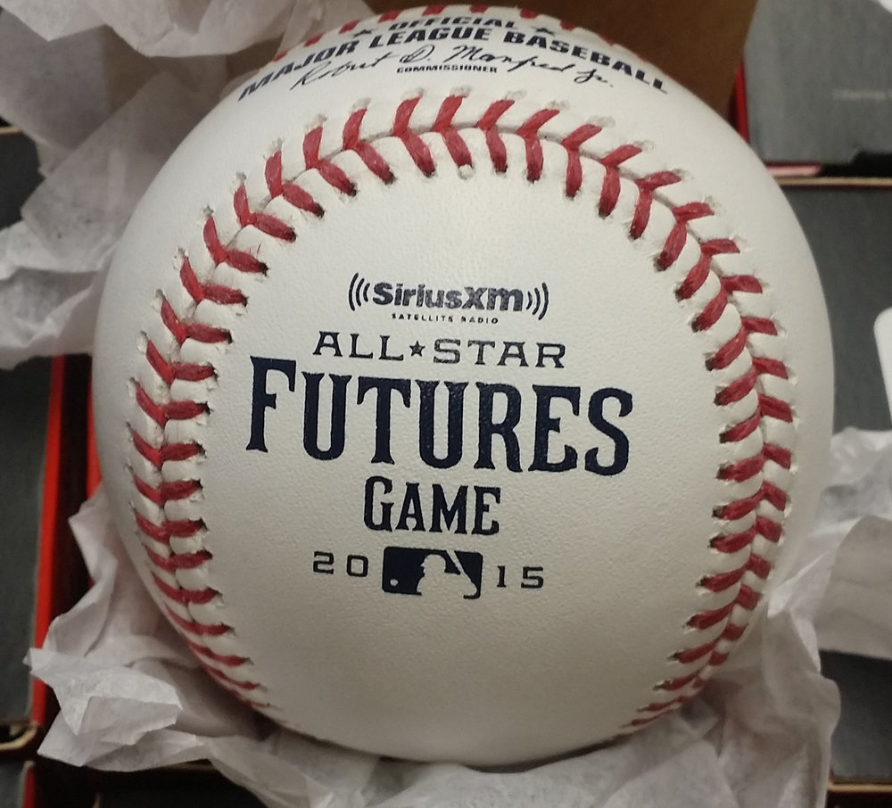 2015 Futures Game Baseball (Very Limited)