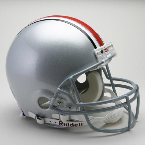 Ohio State Buckeyes Riddell Full Size Authentic Proline Football Helmet.jpg
