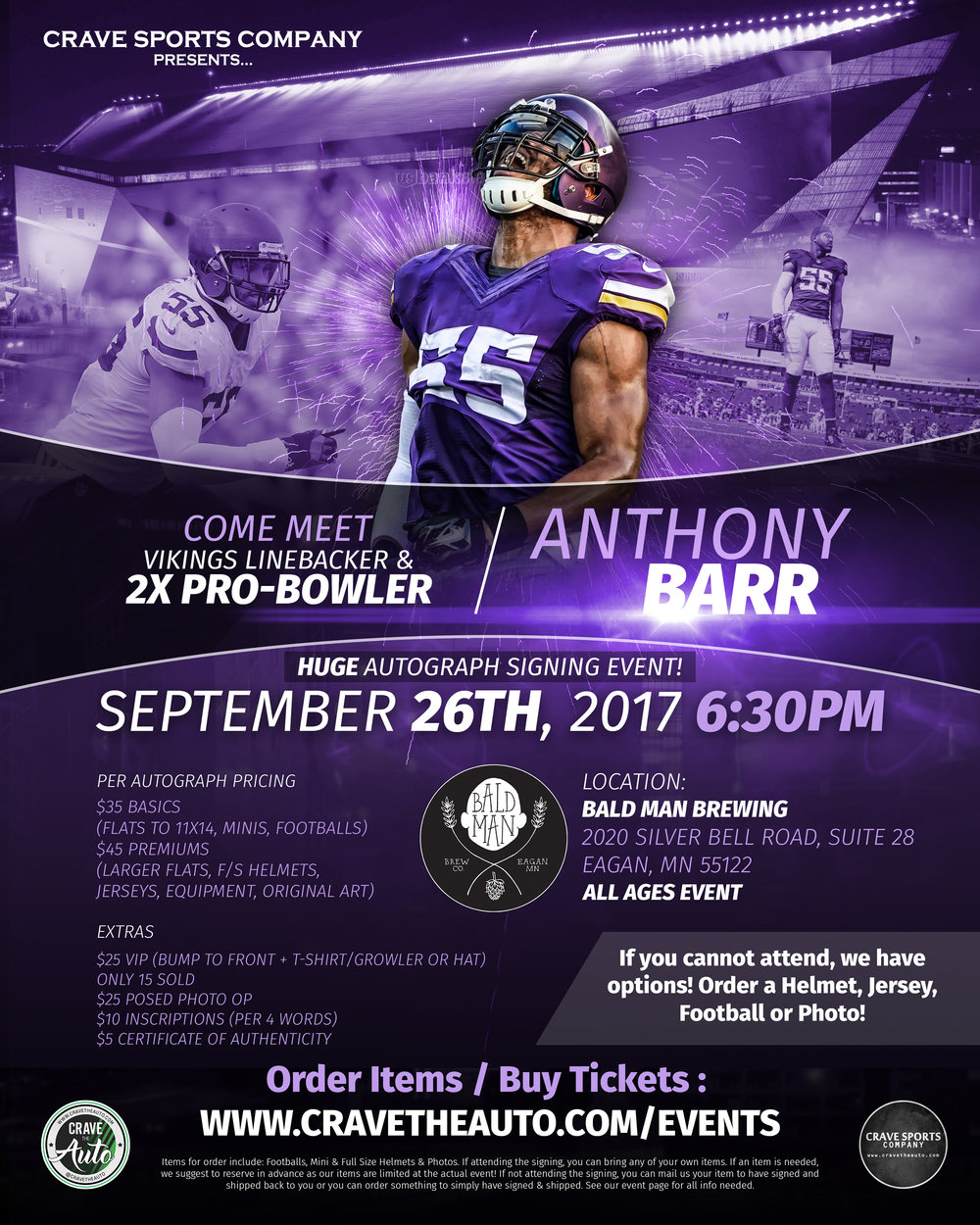 barr autograph signing