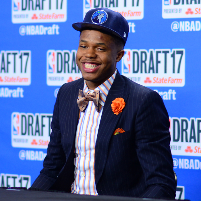 1st Rd. Pick Justin Patton (part of the Jimmy Butler trade) will be signing on Sunday at 1:30!  See here