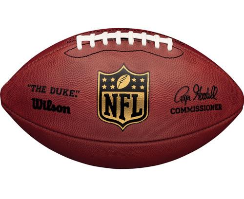 """NFL Official """"Duke"""" Football"""