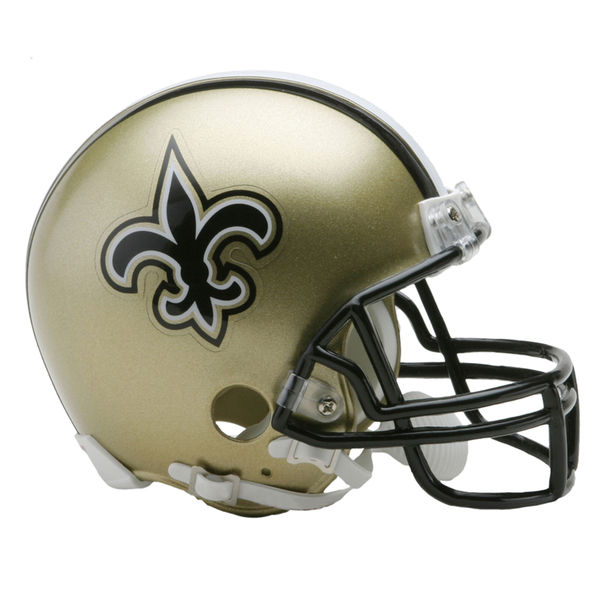 Saints Mini Helmet (Regular or Speed)