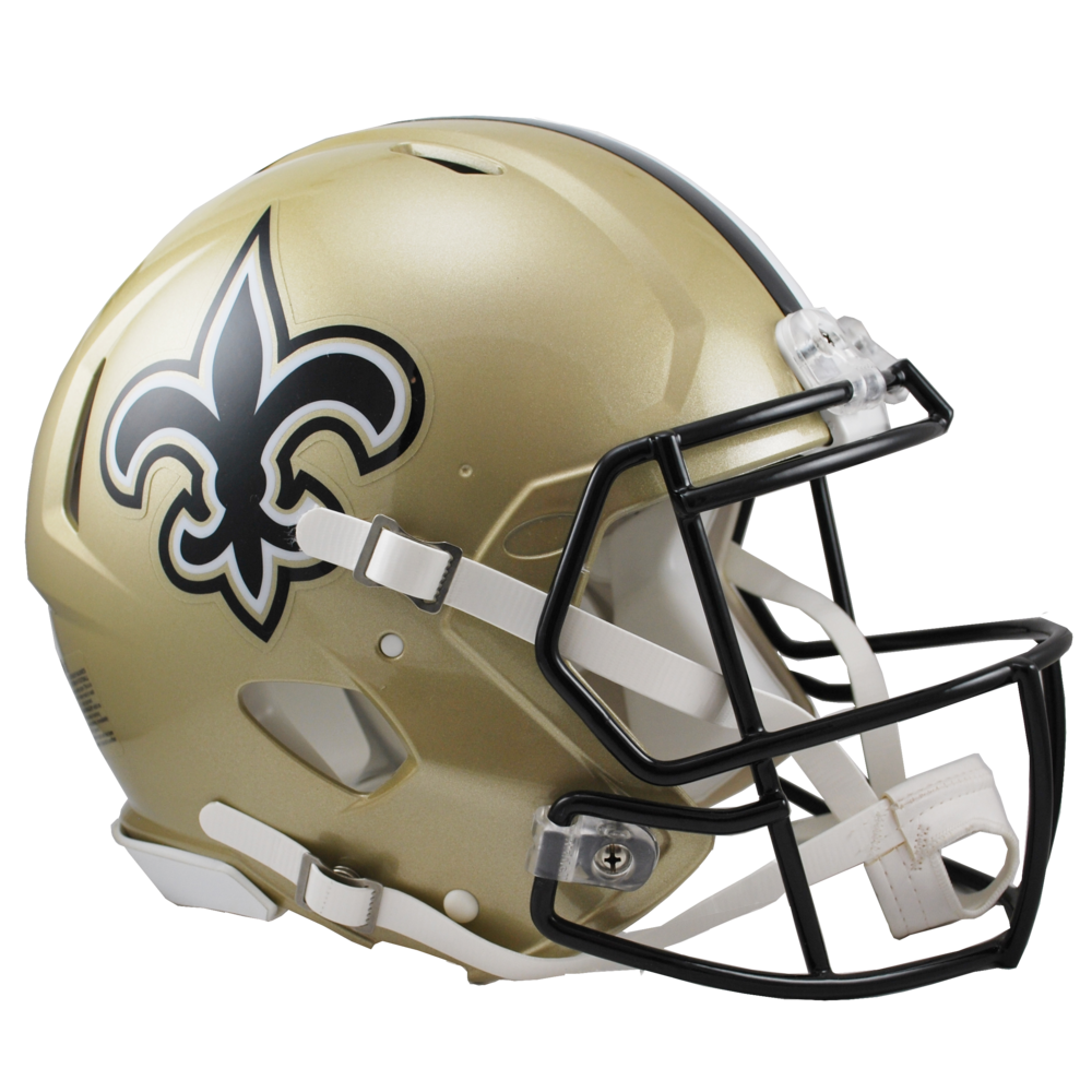 Saints Authentic Speed Helmet