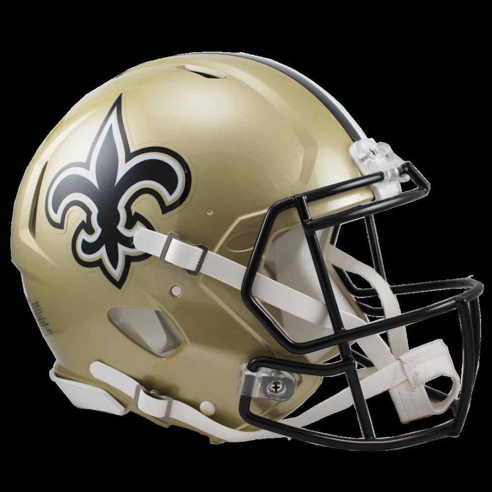 Saints Authentic Speed Helmet