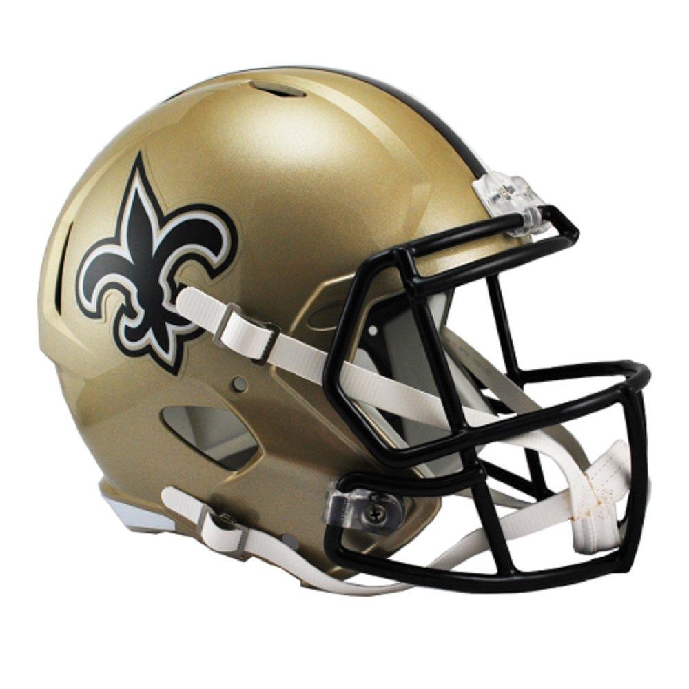 Saints Replica Speed Helmet