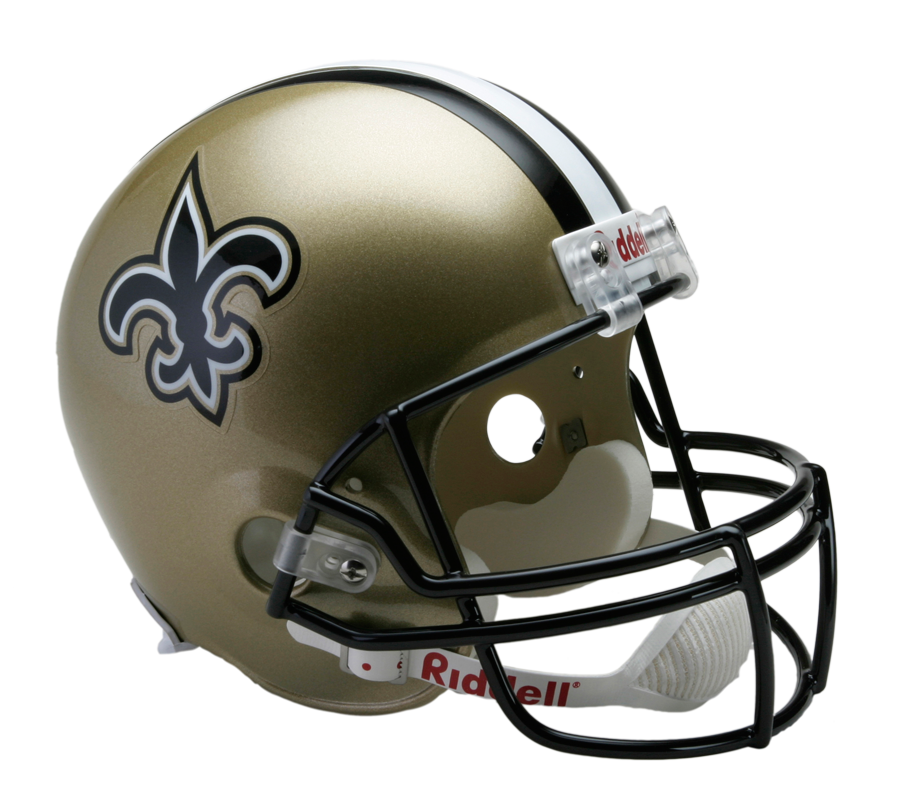 Saints Replica Helmet
