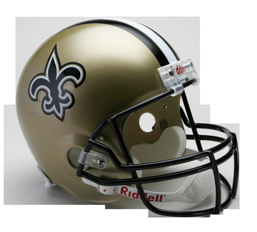 Saints Replica Helmet