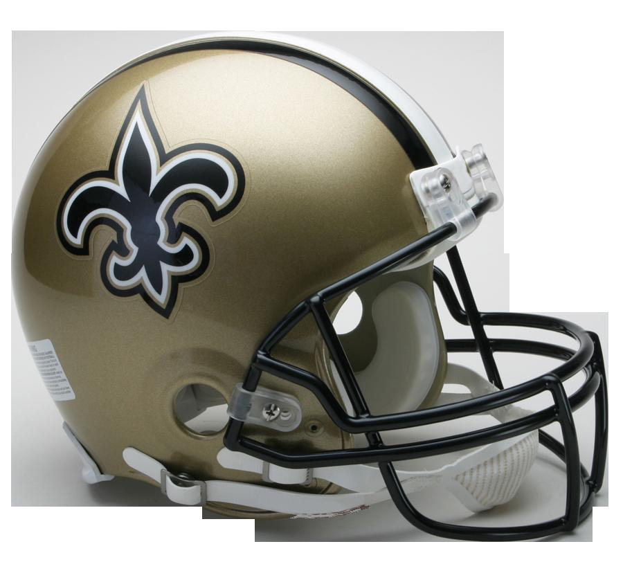 Saints Authentic Helmet