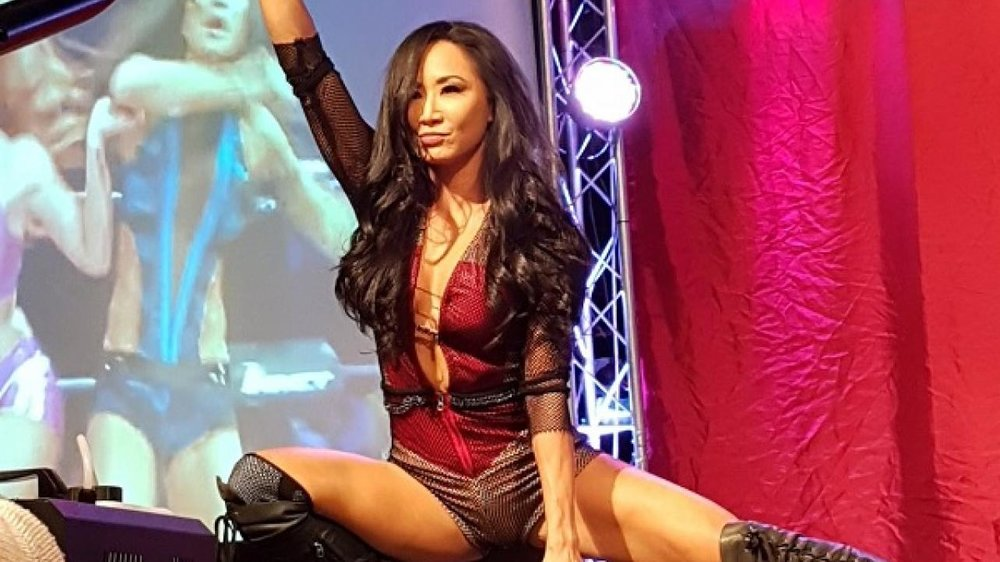 2019 Gail Kim naked (71 foto and video), Ass, Sideboobs, Boobs, braless 2020