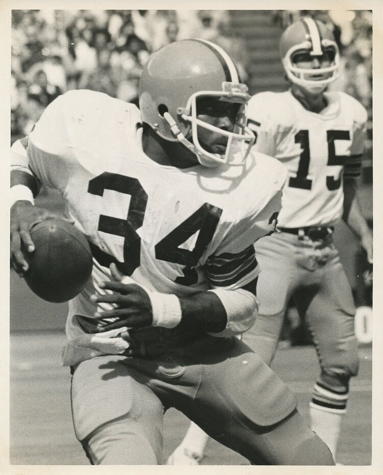 new product fce64 fa736 GREG PRUITT Former Cleveland Browns — Crave the Auto