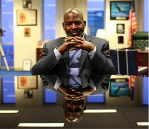 Mayor Mike Bell, Toledo, Ohio   (Photo Credit: New York Times)