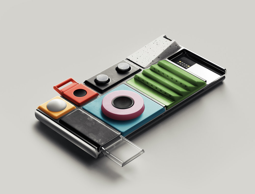 Google Project Ara Modular Doctor's Office