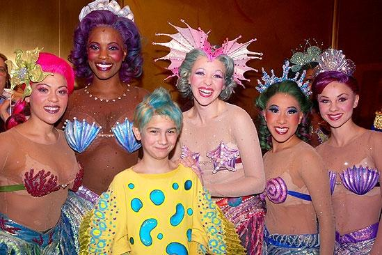 Broadway's Little Mermaid with Brian D'Addaro