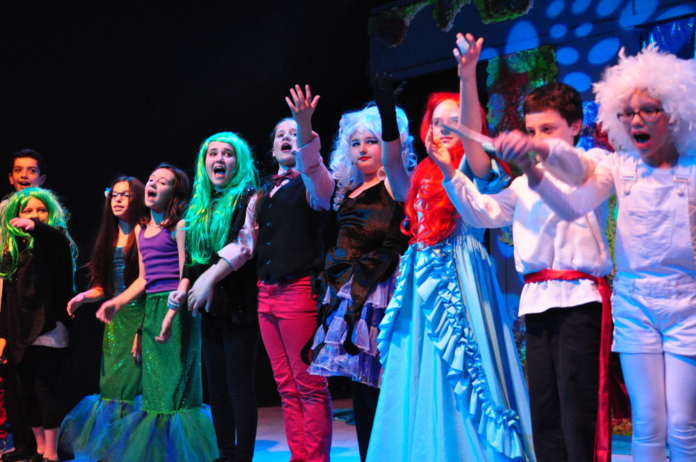 The MTAA's production of The Little Mermaid