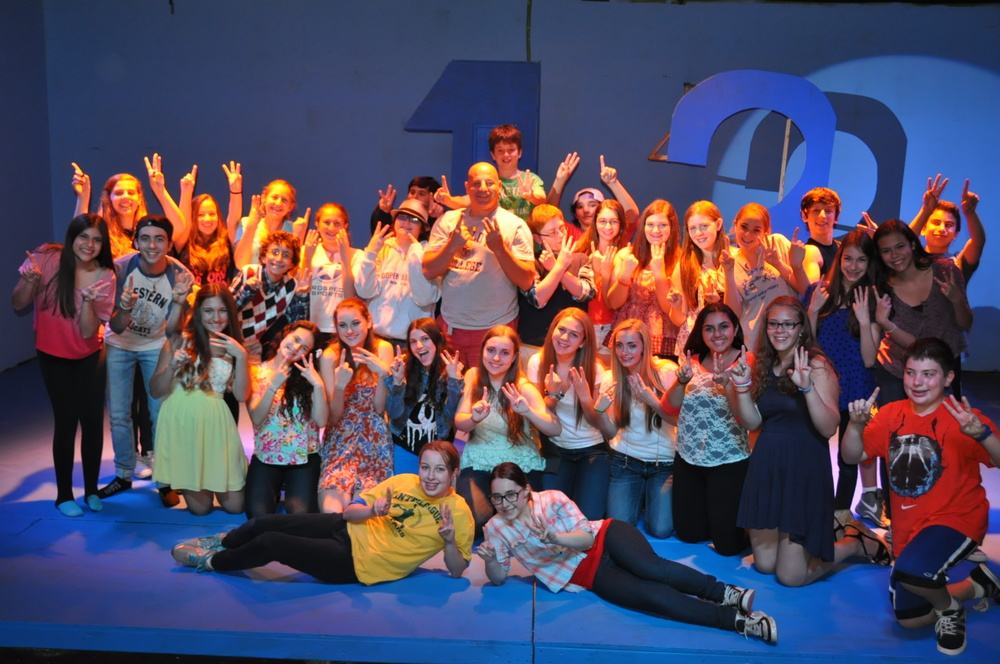 Our Musical Theater and Acting Class Students