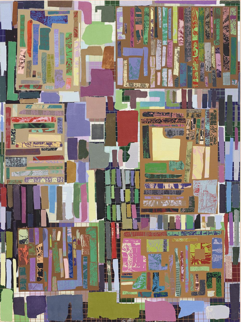 AGI117_ Table Top Still Life (Residuum 4)_ Acrylic on Canvas_ 96 x 72 inches_ courtesy Diane Rosenstein Gallerywebsite.jpg
