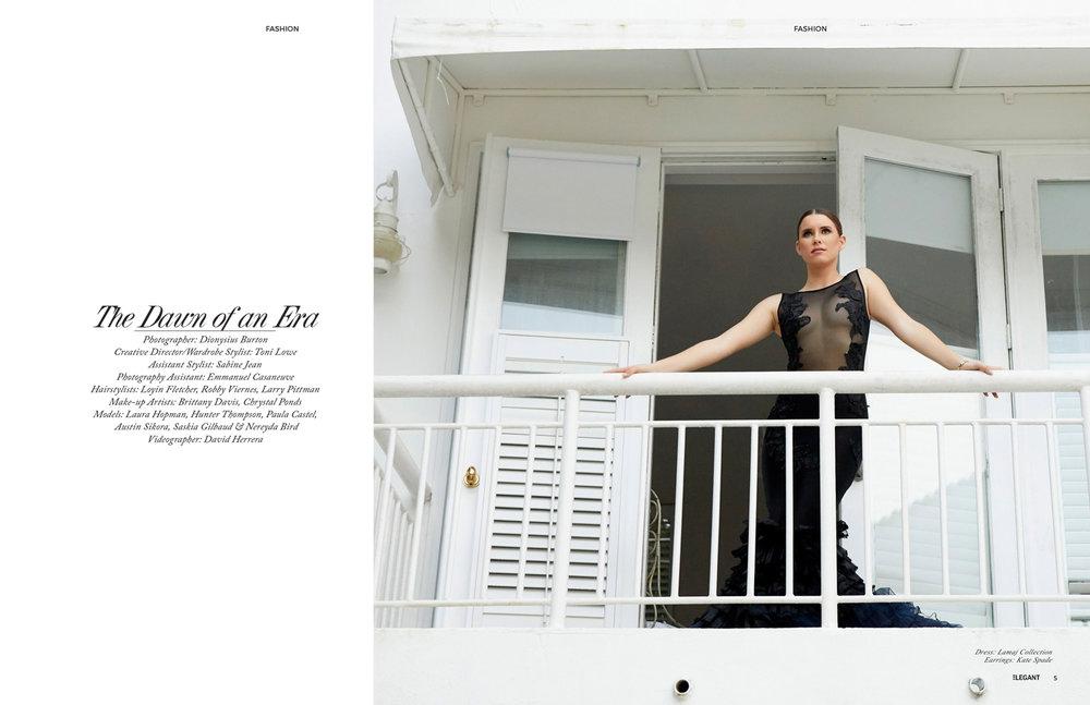 Elegant Magazine ISSUE No. 32  JANUARY 2017