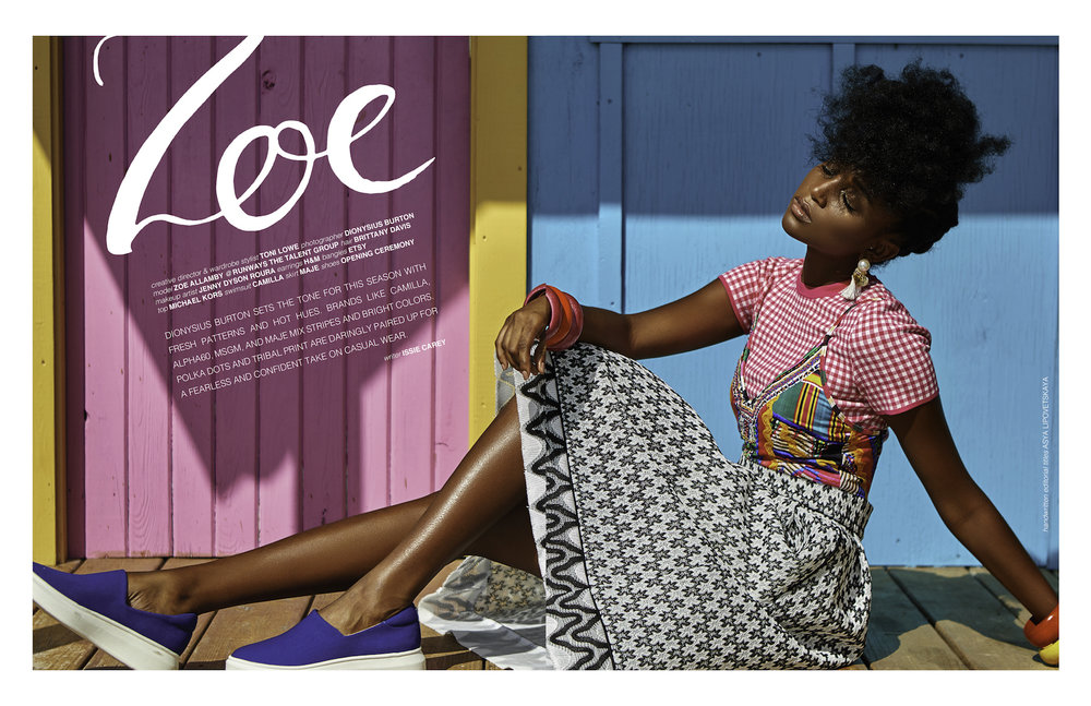 Lucy's Magazine Volume 26 - Spring '17