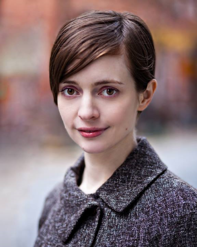 Emily St. John Mandel (Station Eleven) will be reading at The Difficult to Name Reading Series on Sat. Nov. 15
