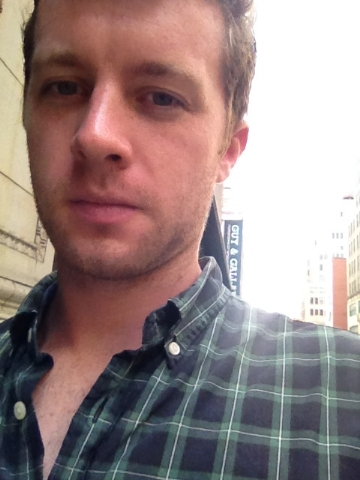Brendan O'Connor will be reading at The Merry Very Difficult to Name Holiday Spectacular on Dec. 13.
