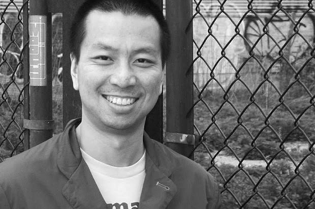 Leland Cheuk will be reading at the Difficult to Name Fall Spectacular on Sept. 10.