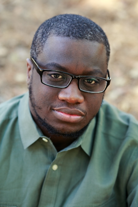 Rion Amilcar Scott will be reading at Difficult to Name in D.C. on Wed. May 10.