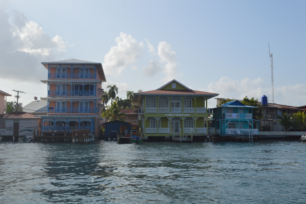 Bocas town, Bocas del Toro Panama