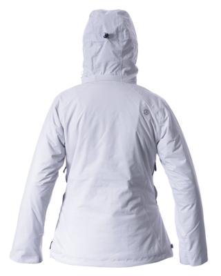 Pure Snow Chamonix Women s Jacket - Silver Womens Mens Womens Womens ... 699ae58f8
