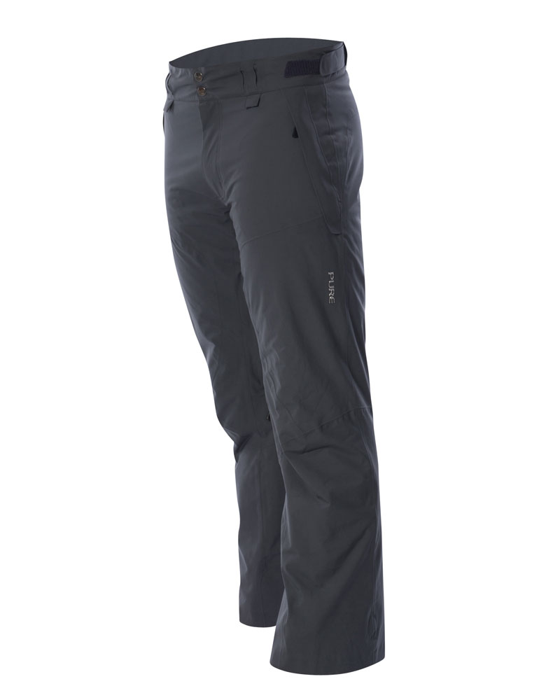 Verbier Men's Pant - Ebony