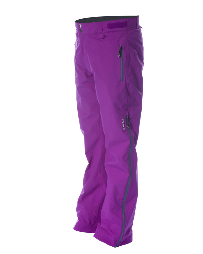 Andes Men's Pant - Grape