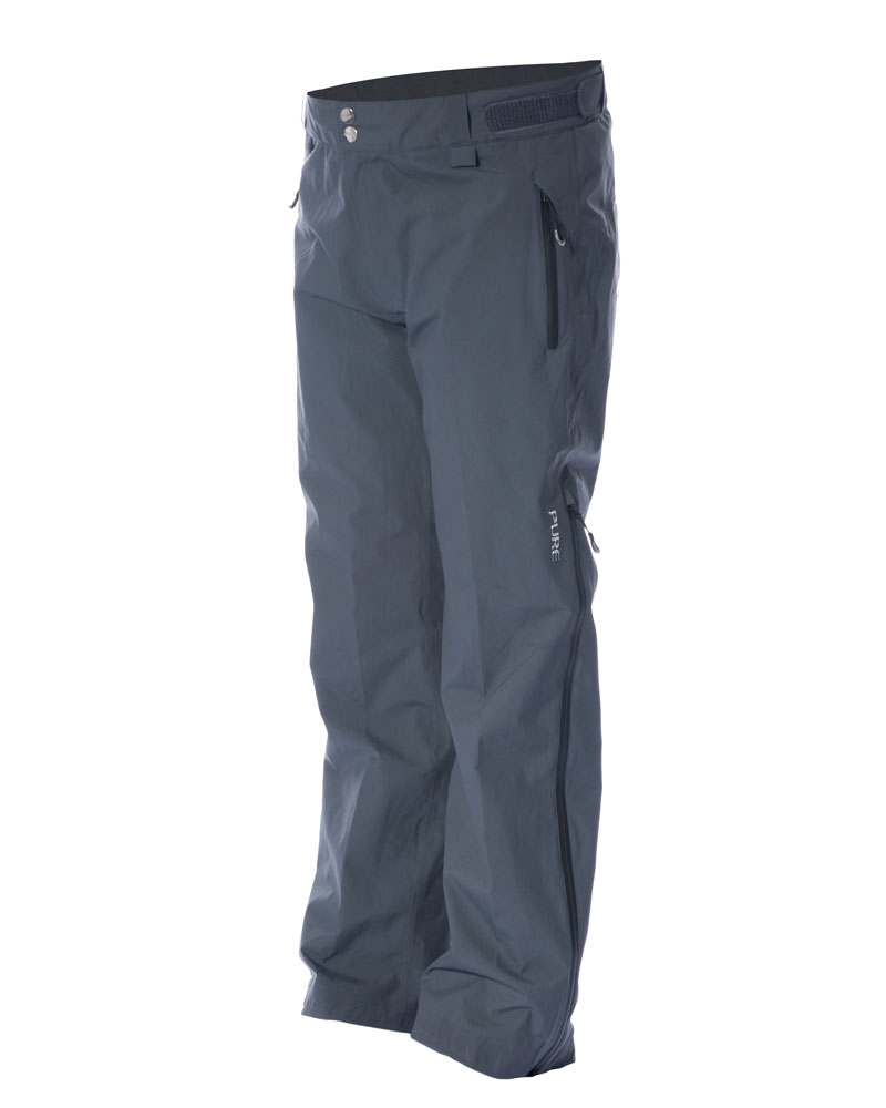 Andes Men's Pant - Ebony