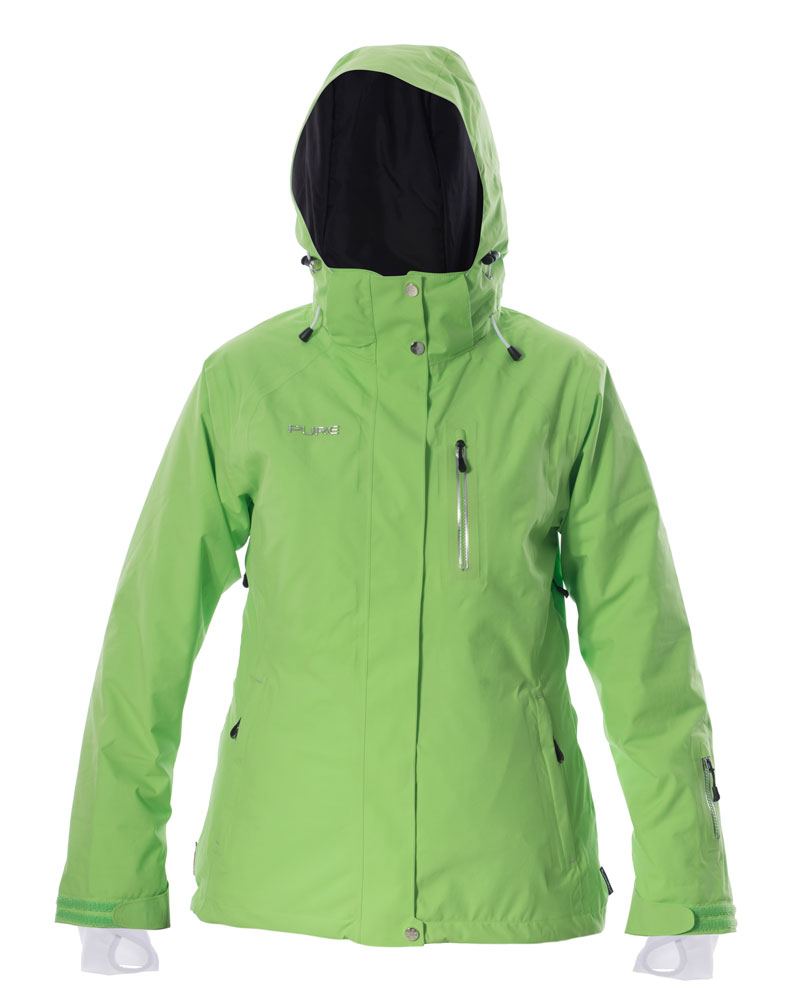 Chamonix Women's Jacket - Green