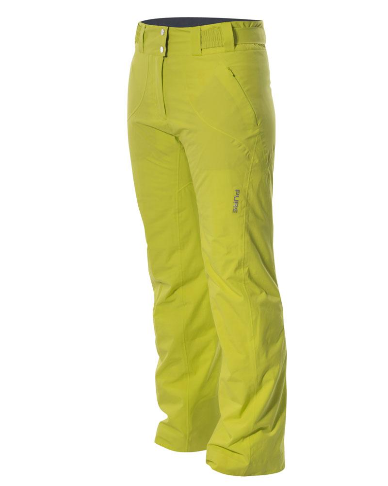Aspen Women's Pant - Lime