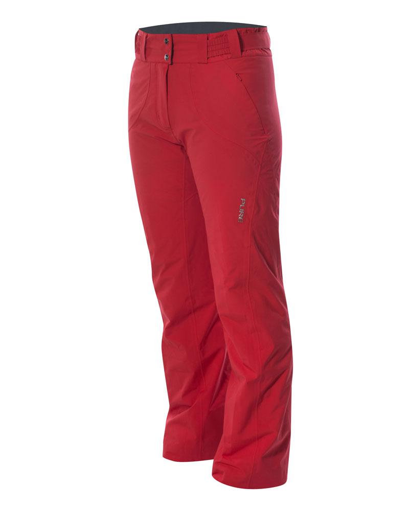 Aspen Women's Pant - Red