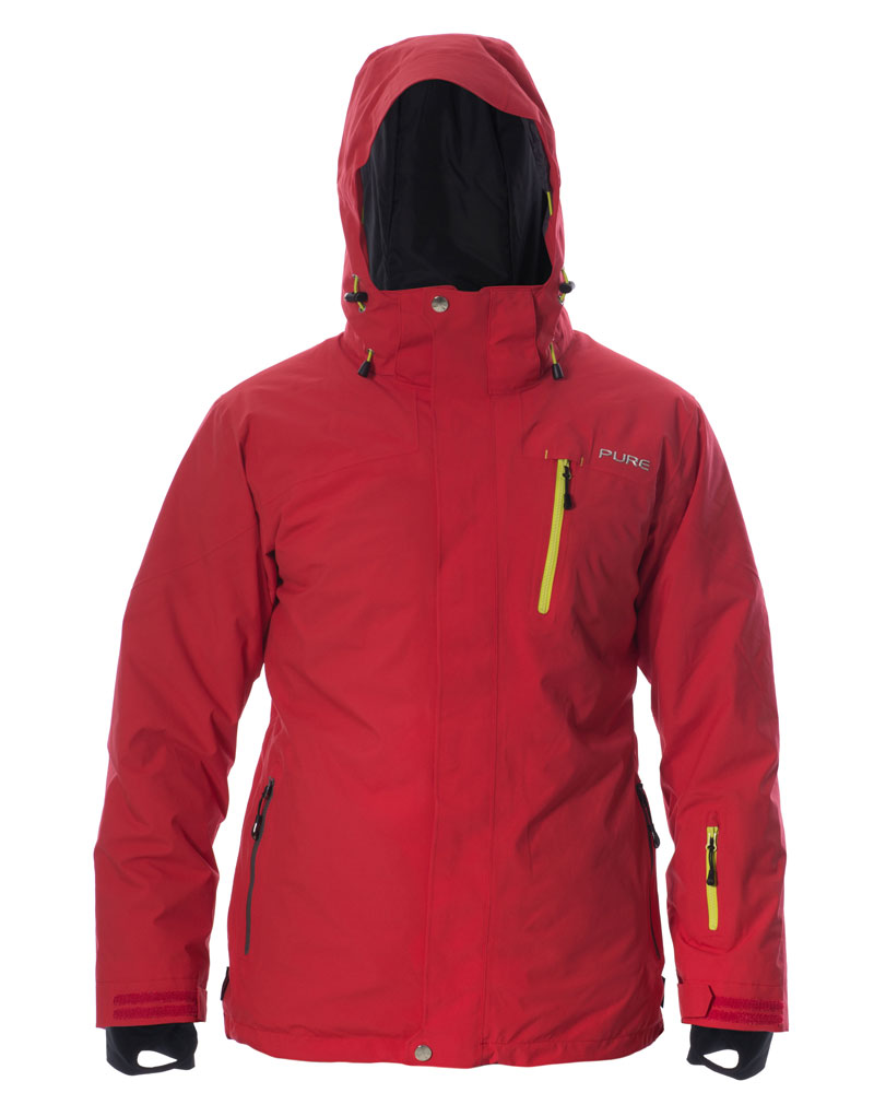 Telluride Men's Jacket - Red