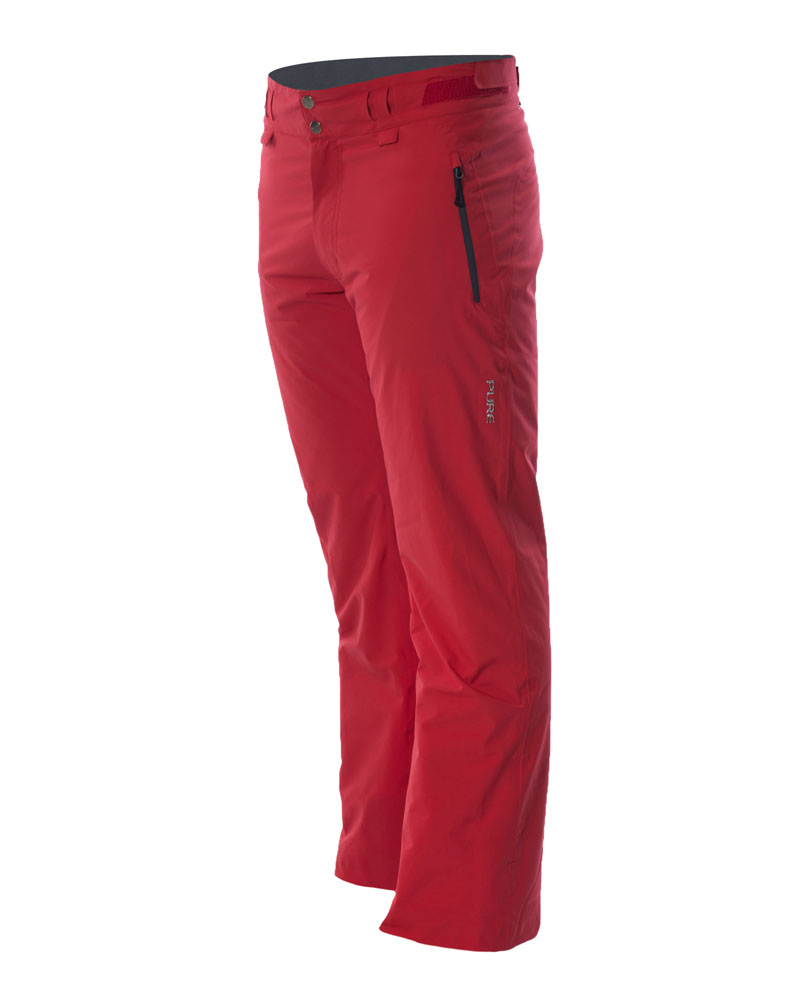 Kirkwood Men's Pant - Red