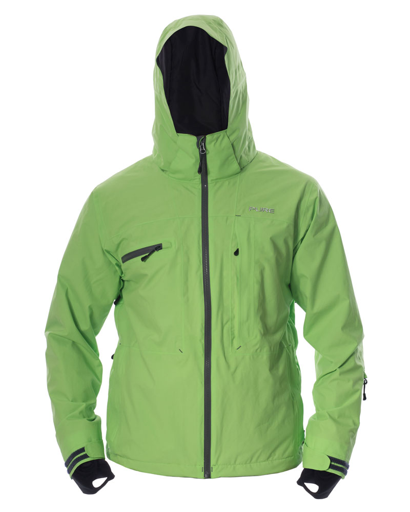 Kilimanjaro Men's Jacket - Green