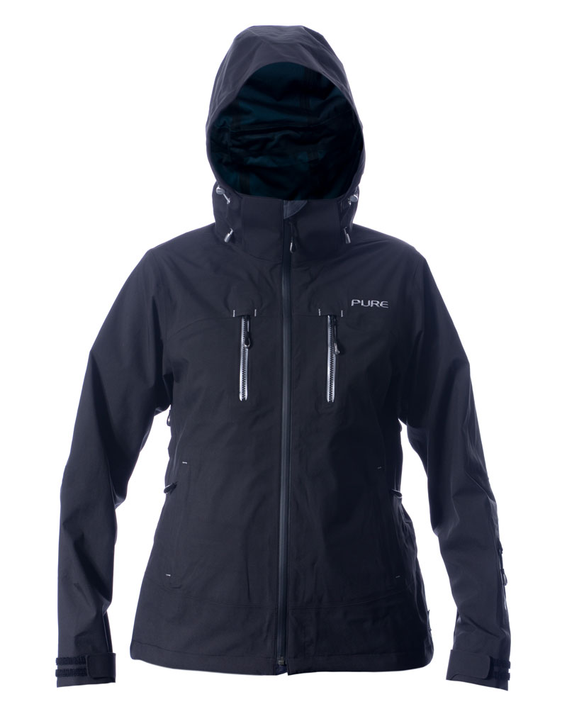 Monte Rosa Women's Jacket - Black